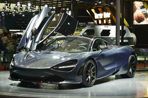 第十七届上海国际汽车工业展览会开幕 - 中国日报网