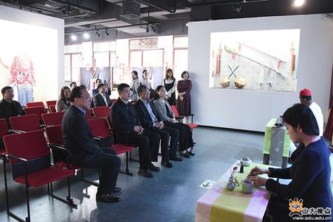 习近平总书记视察山东(曲阜)五周年调研座谈会在山大举行